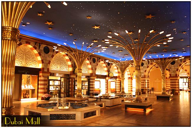 Dubai Mall, du lich dubai hap dan