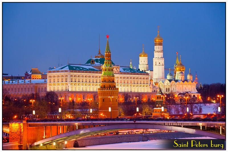 Tour du lịch Nga khuyến mãi lớn