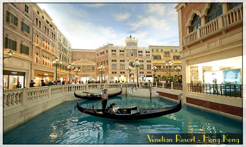 Venetian-resort, du lich macao