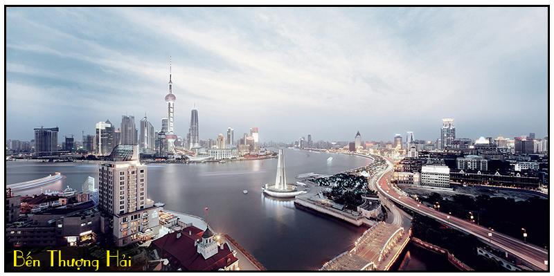 Tour du lịch Trung Quốc: Thượng Hải – Bắc Kinh 5 ngày 4 đêm