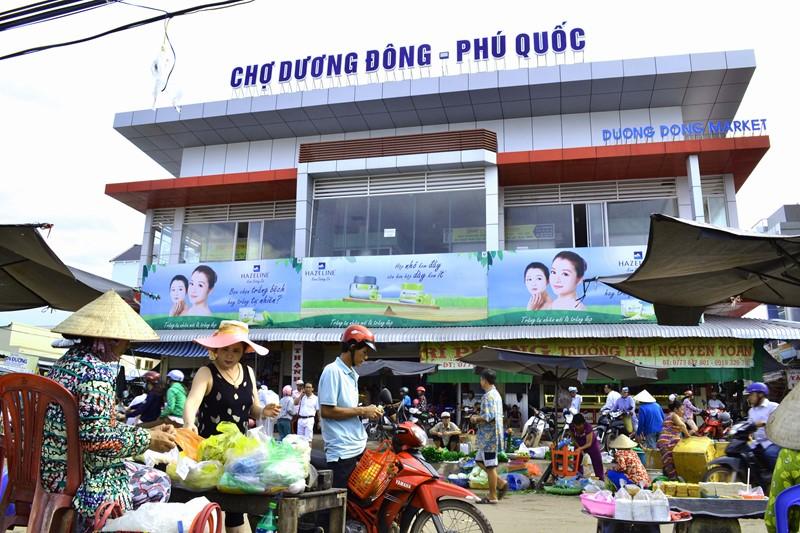 Chợ Đông Dương Phú Quốc