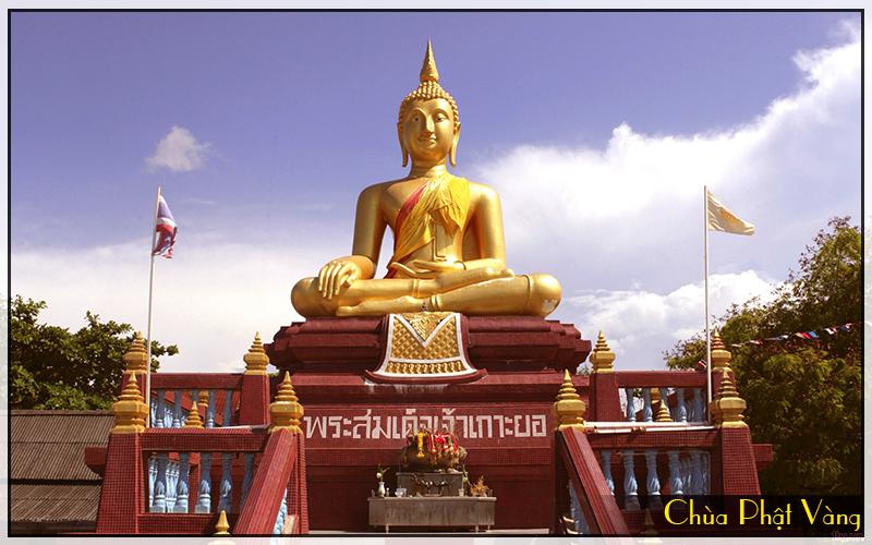 chua-phat-vang, tour du lich thai lan bangkok