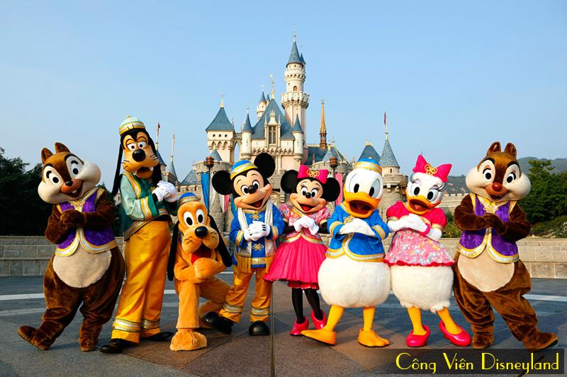 Tour du lịch Hồng Kông – Khám phá thế giới Disneyland
