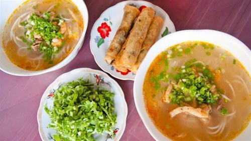 Đặc sản Quảng Bình không thể chối từ