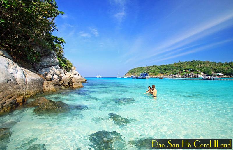dao-san-ho -Coral-Island, du lich thai lan
