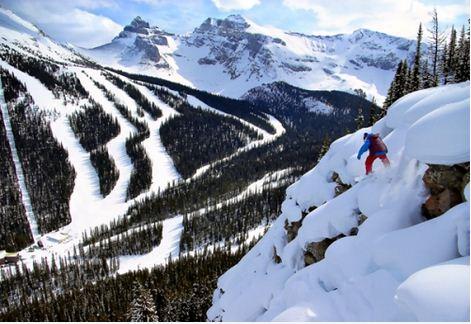 Địa điểm trượt tuyết hấp dẫn trên thế giới