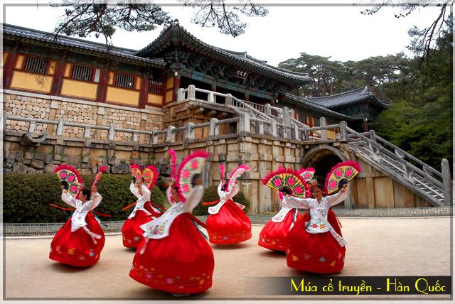 Tour du lịch Châu Á 8 ngày: Khám phá Nhật Bản – Hàn Quốc