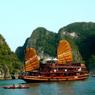 Du lich Ha Long, tour du lich Ha Long 1 ngay