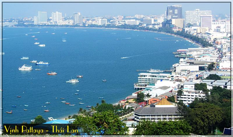 du-lich-Pattaya, du lich thai lan 4 ngay