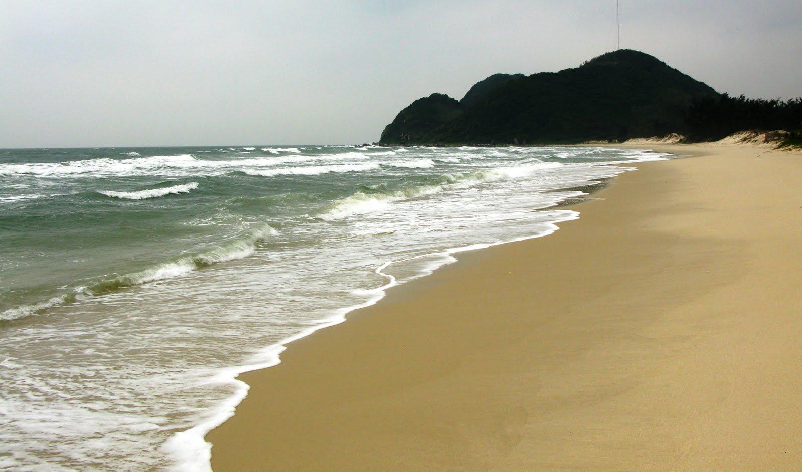 Du lịch biển Quan Lạn hè 2014