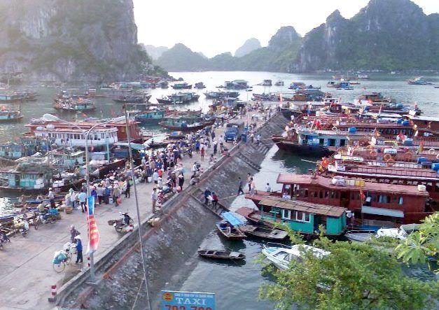 Du lịch biển: Tour khám phá biển đảo Vân Đồn 2 ngày