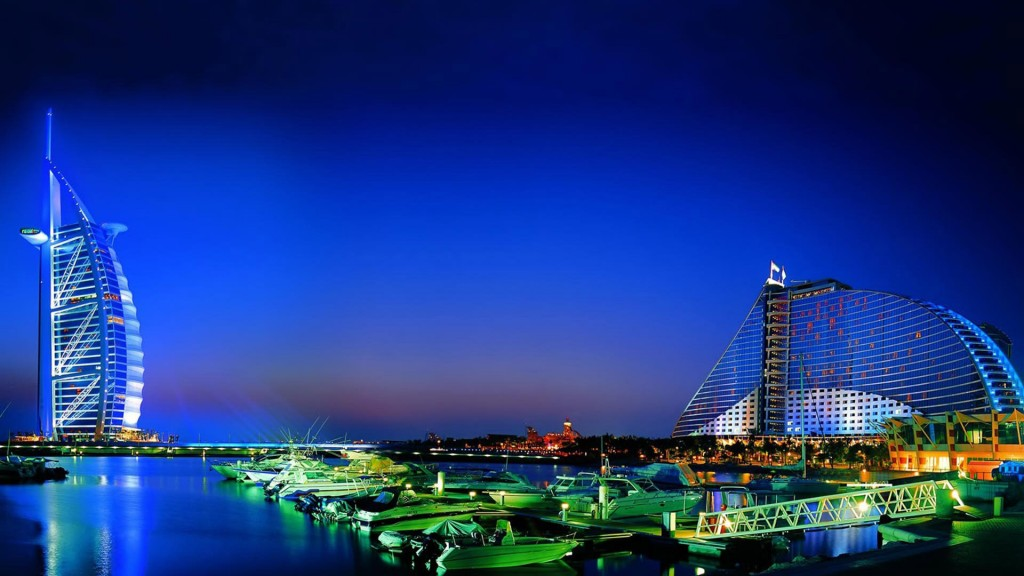 Du lịch Dubai mang lại những trải nghiêm tuyệt vời về sự hiện đại và sang trọng
