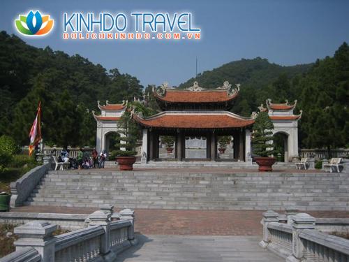 Du lich lễ hội: Tour Hà Nội – Côn Sơn – Kiếp Bạc