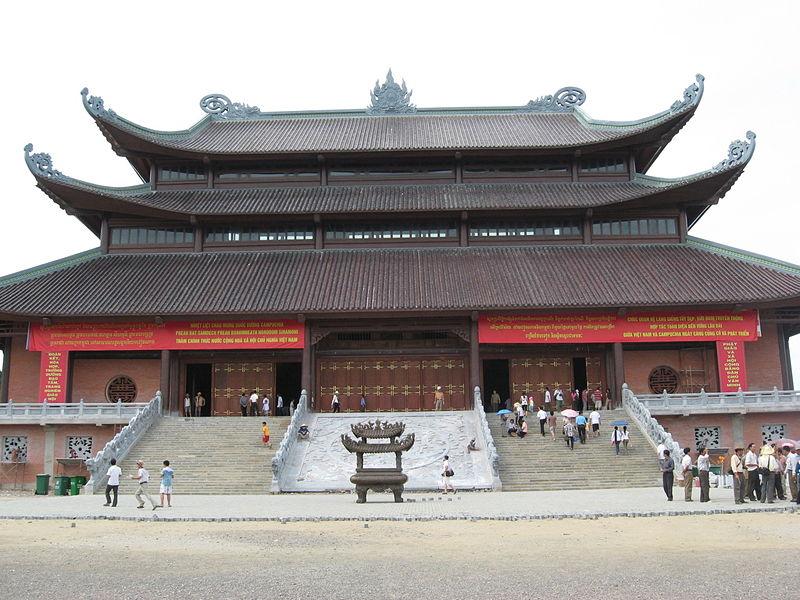 Du lich lễ hội: Tour lễ chùa Bái Đính – Phủ Giầy