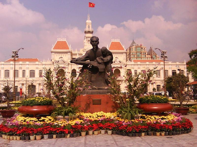 Du lịch Miền Nam: Tour Sài Gòn – Đà Lạt – Nha Trang