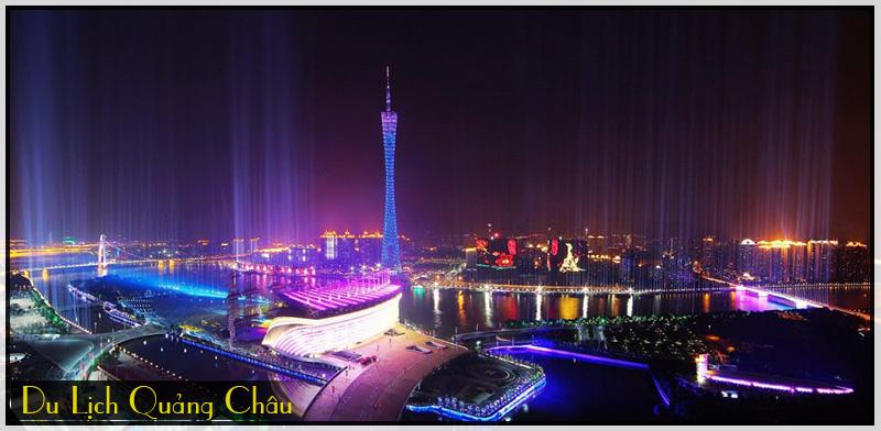 Tour du lịch Quảng Châu – Thâm Quyến 5 ngày 4 đêm