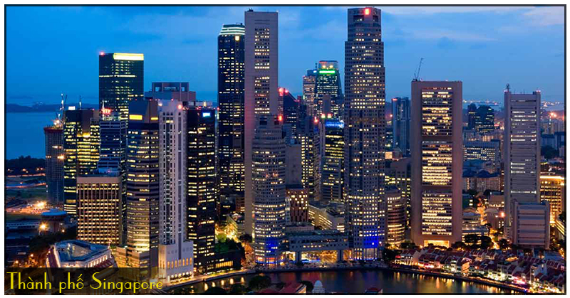 Tour du lịch Singapore giá rẻ