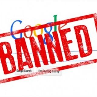 Google bị chặn tại Trung Quốc