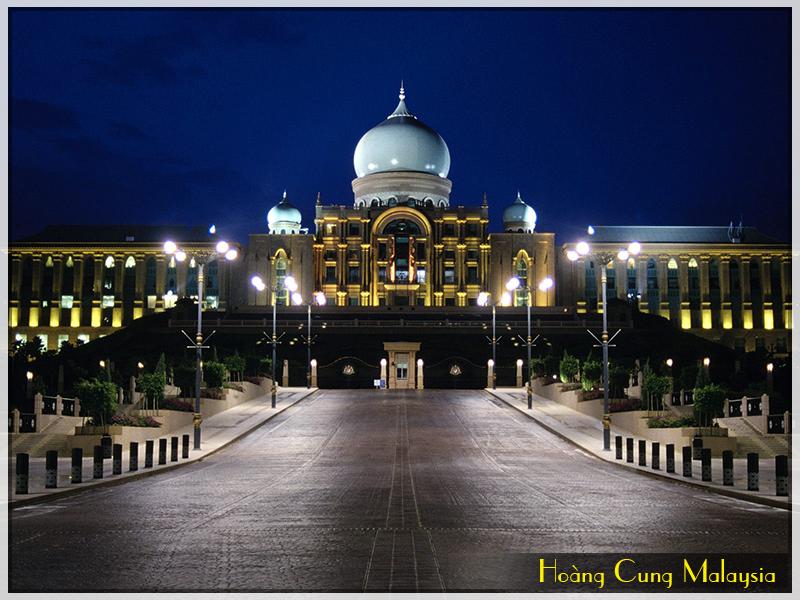 hoang cung Malaysia, du lich malaysia singapore 6 ngay 5 dem gia re