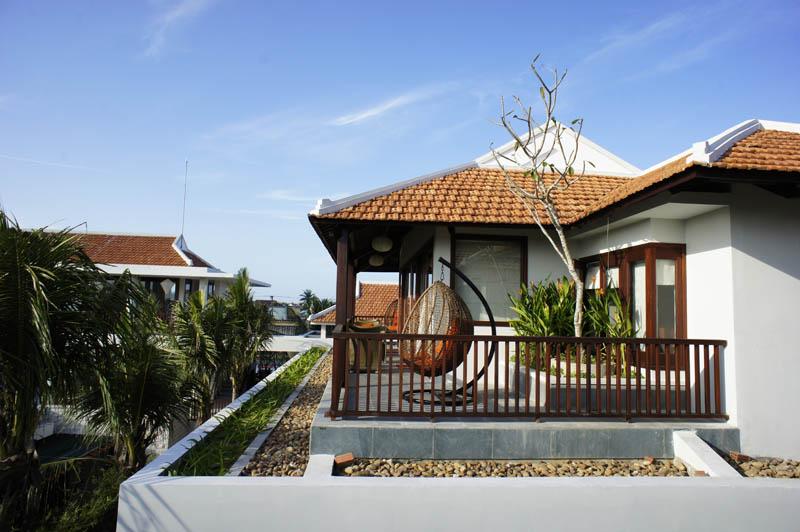 Vinh Hưng Emerald Resort, khach san hoi an gia re