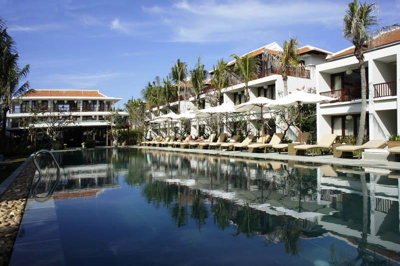 thue khach san o hoi an, Khách sạn Vĩnh Hưng Emerald Resort