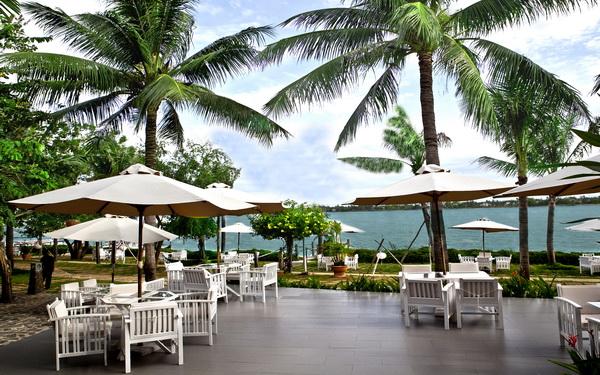 khach san vinh hung emeral resort, khach san o hoi an