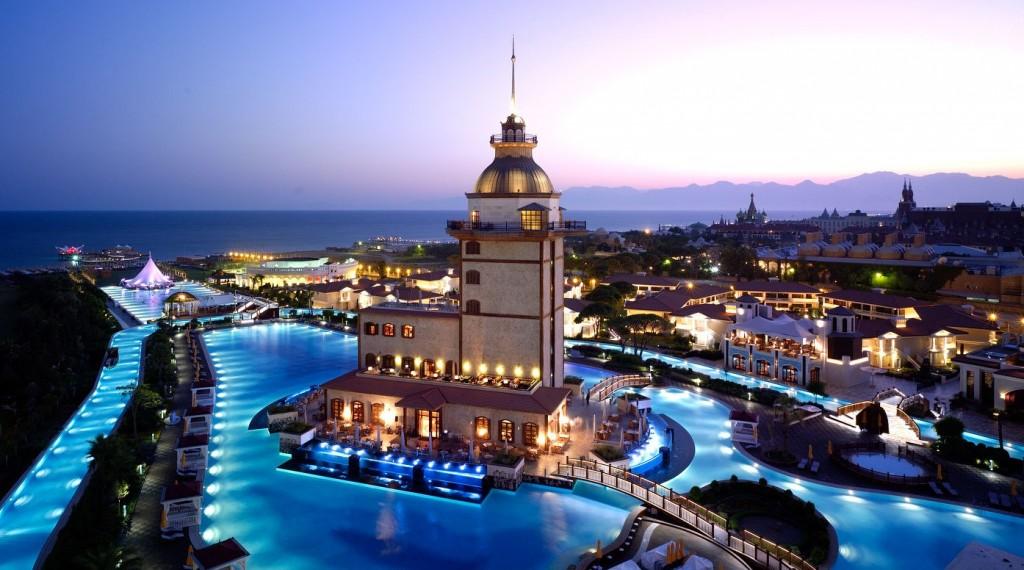 Những khách sạn sang trọng mang đến những dịch vụ hoàn hảo nhất