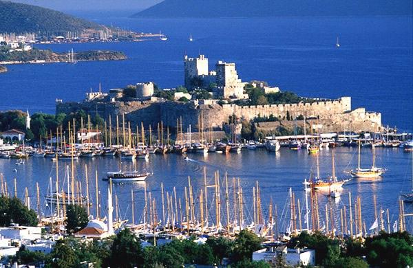 Bodrum - đảo Ngọc của Thổ Nhĩ Kỳ