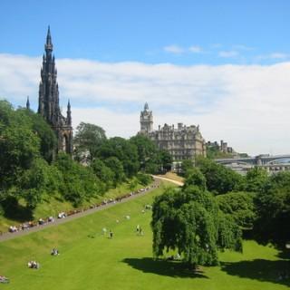 kham pha edinburgh thu do cua scotland, du lich thu do edinburgh