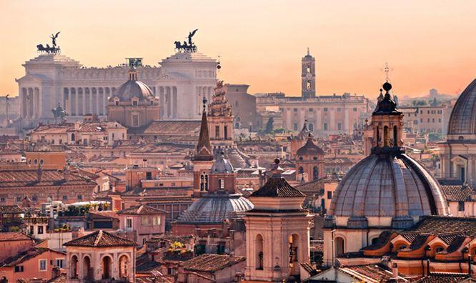 Khám phá nét cổ kính tuyệt đẹp của thành Rome