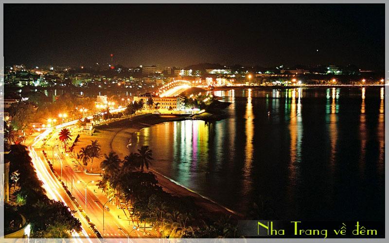 Nha Trang về đêm