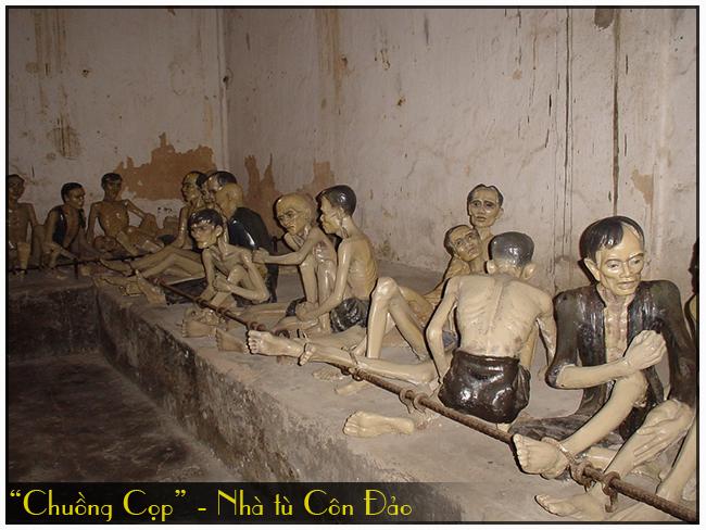 Chuồng cọp - Nhà tù Côn Đảo