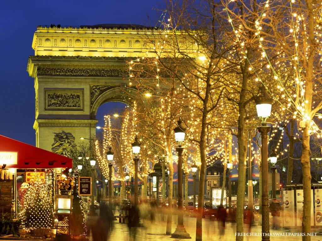 Những địa điểm đón giáng sinh đẹp nhất thế giới
