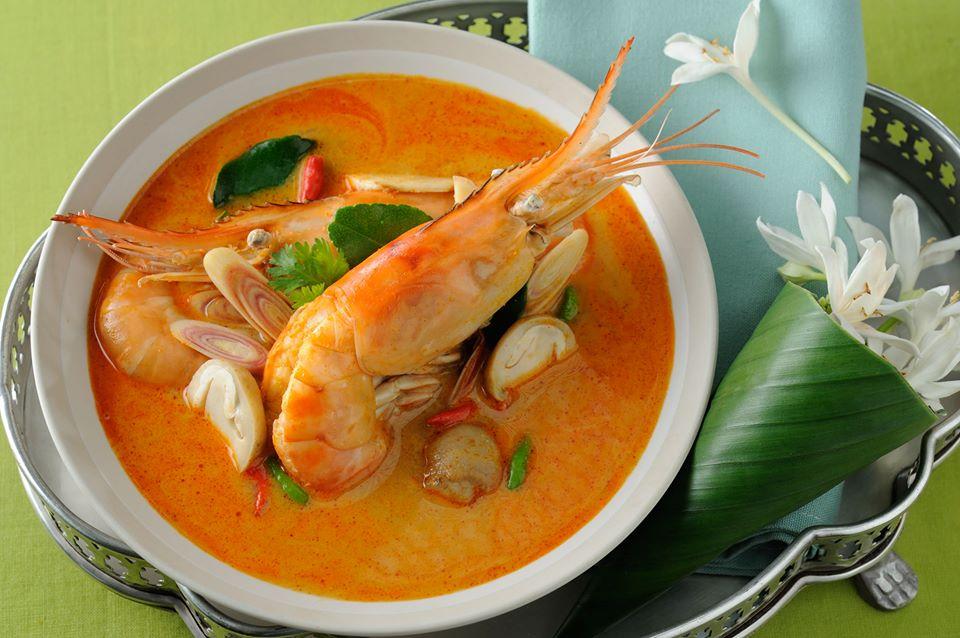 am thuc thai lan, du lich thai lan mua le hoi