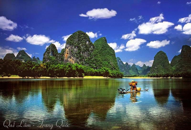 Tour Du lịch Nam Ninh – Quế Lâm – Dương Sóc giá rẻ