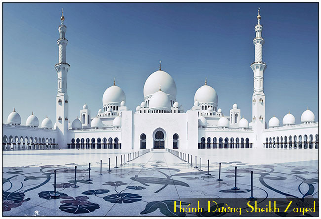 thanh-duong-Sheikh-Zayed-du-lich-an-do, tour du lich dubai gia re 2015