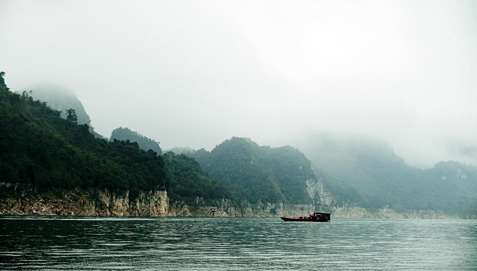 Thung Nai – điểm đến tuyệt vời cho dịp nghỉ lễ đầu năm