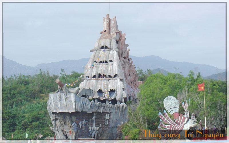 thuy-cung-tri-nguyen, tour du lich nha trang da lat