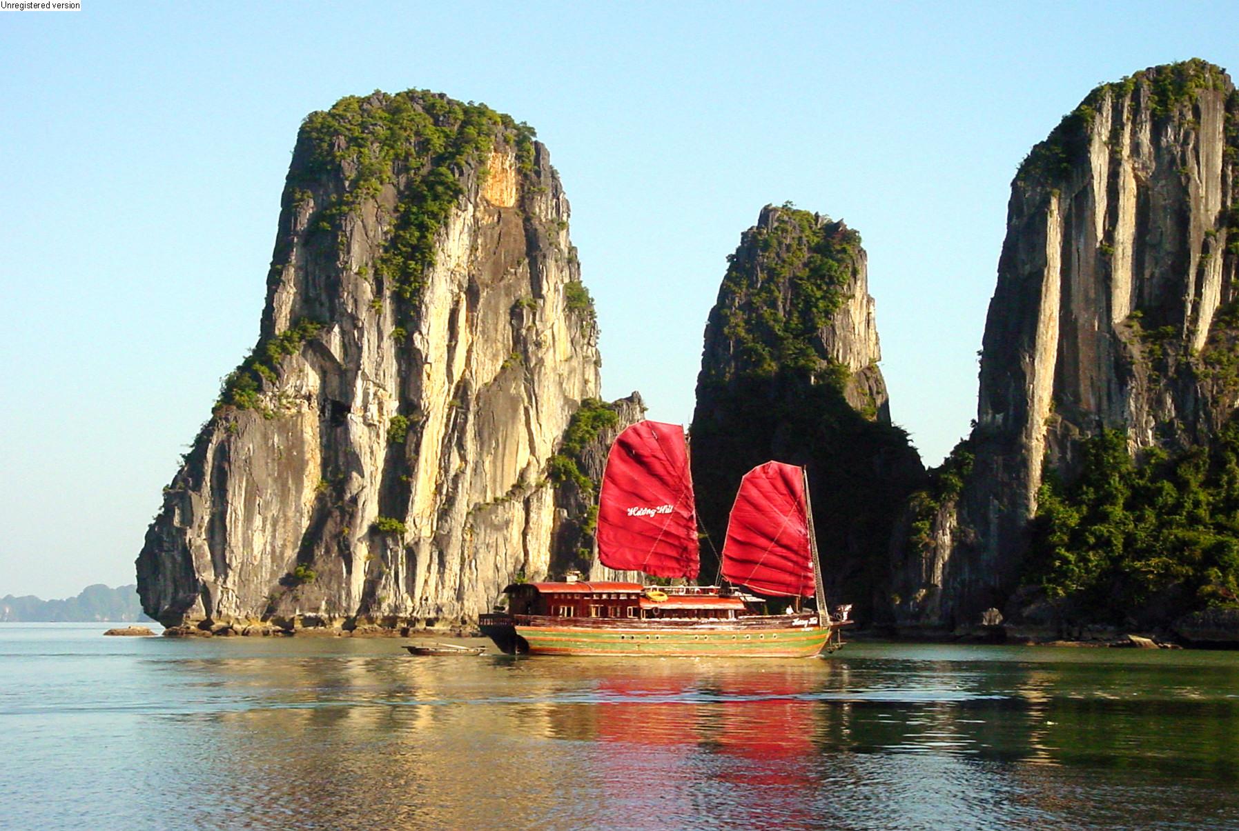 Tour du lịch Hạ Long – đảo Tuần Châu – Sapa giá rẻ