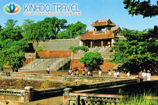 Tour du lịch miền Trung hè 2014 hấp dẫn