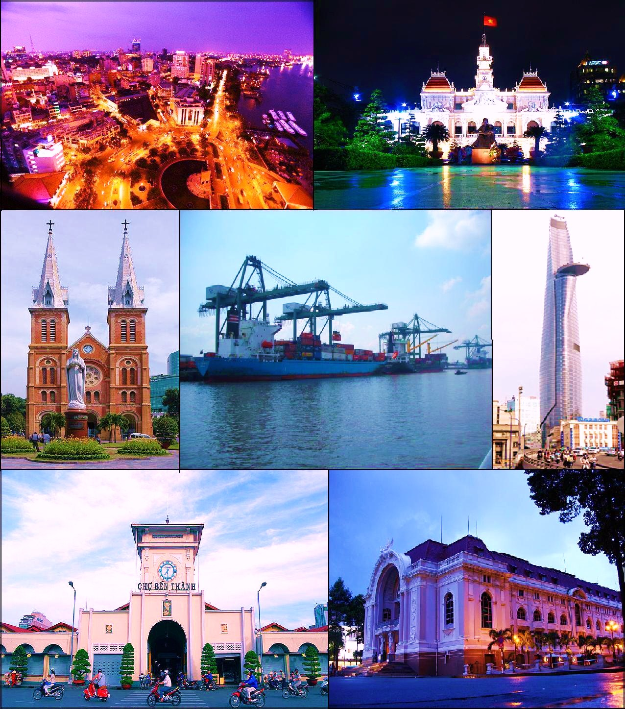 Tour xuyen Viet Ha Noi Sai Gon, hanh trinh du lich xuyen viet