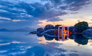 Vịnh Ninh Vân – ốc đảo xanh yên bình