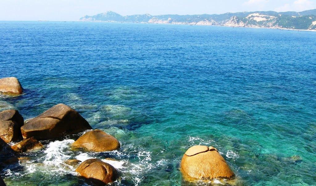 Vịnh Vân Phong – khám phá nét hoang sơ và quyến rũ